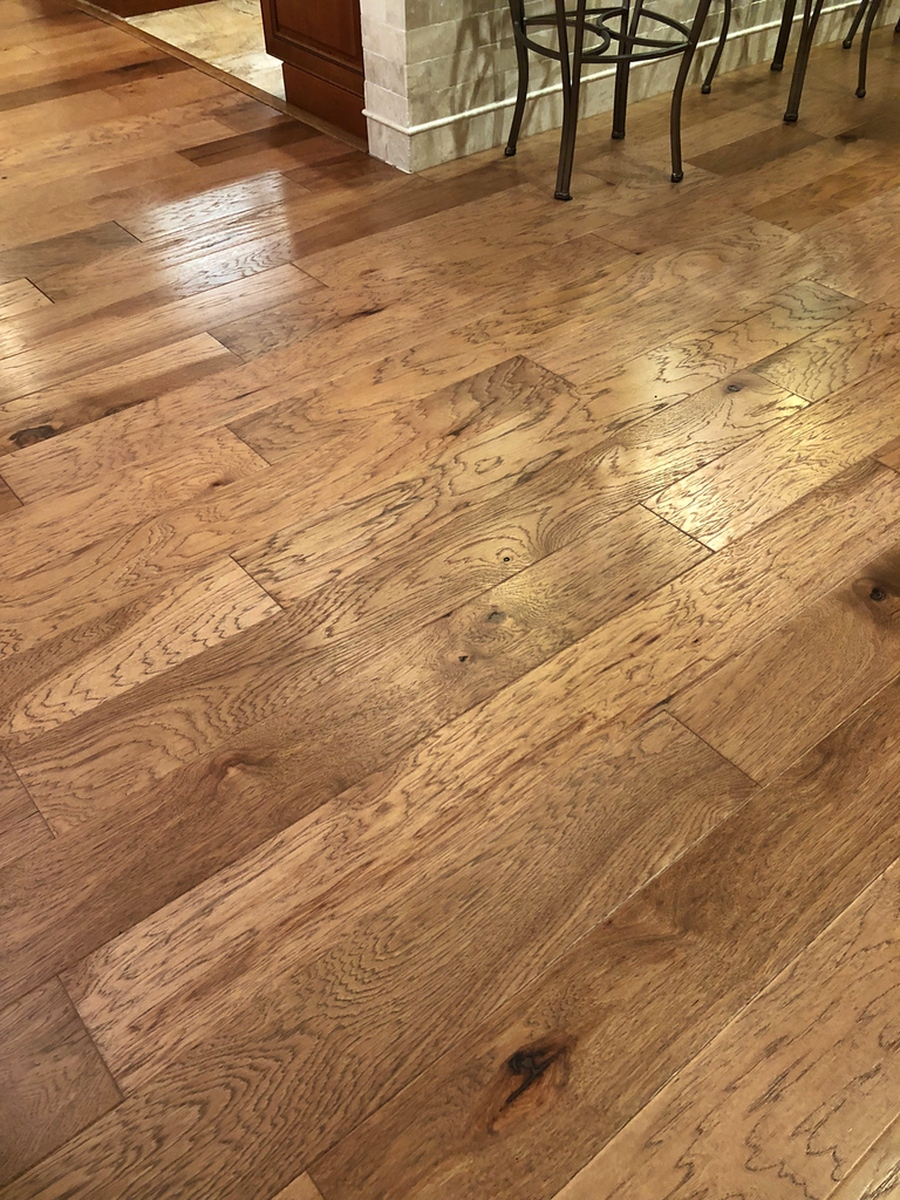 Rustic River Hickory